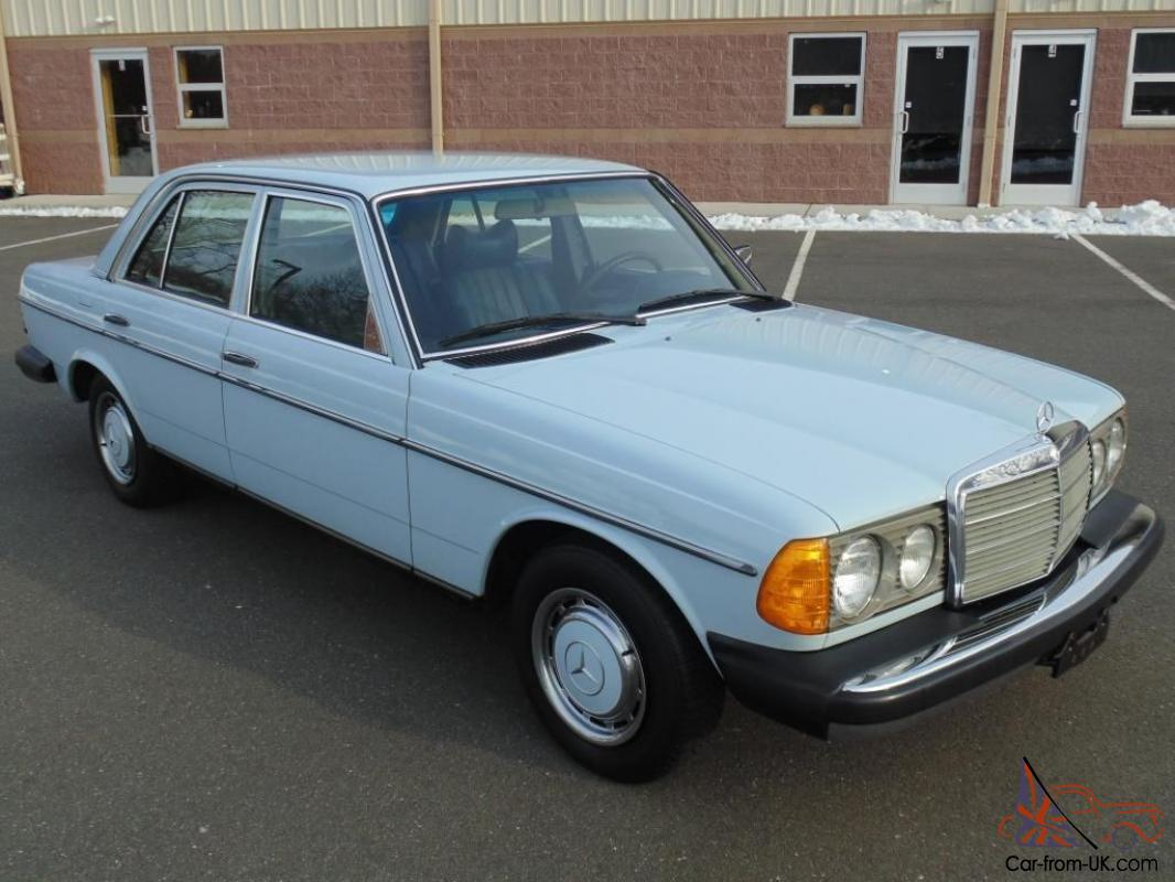 Mercedes benz 200 series 240 diesel for 240 mercedes benz for sale