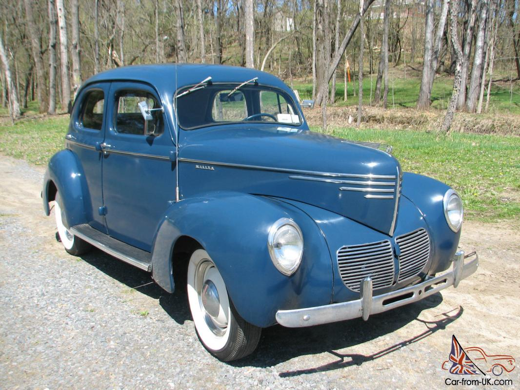 Willys Car: 1940 Willys Original Survivor
