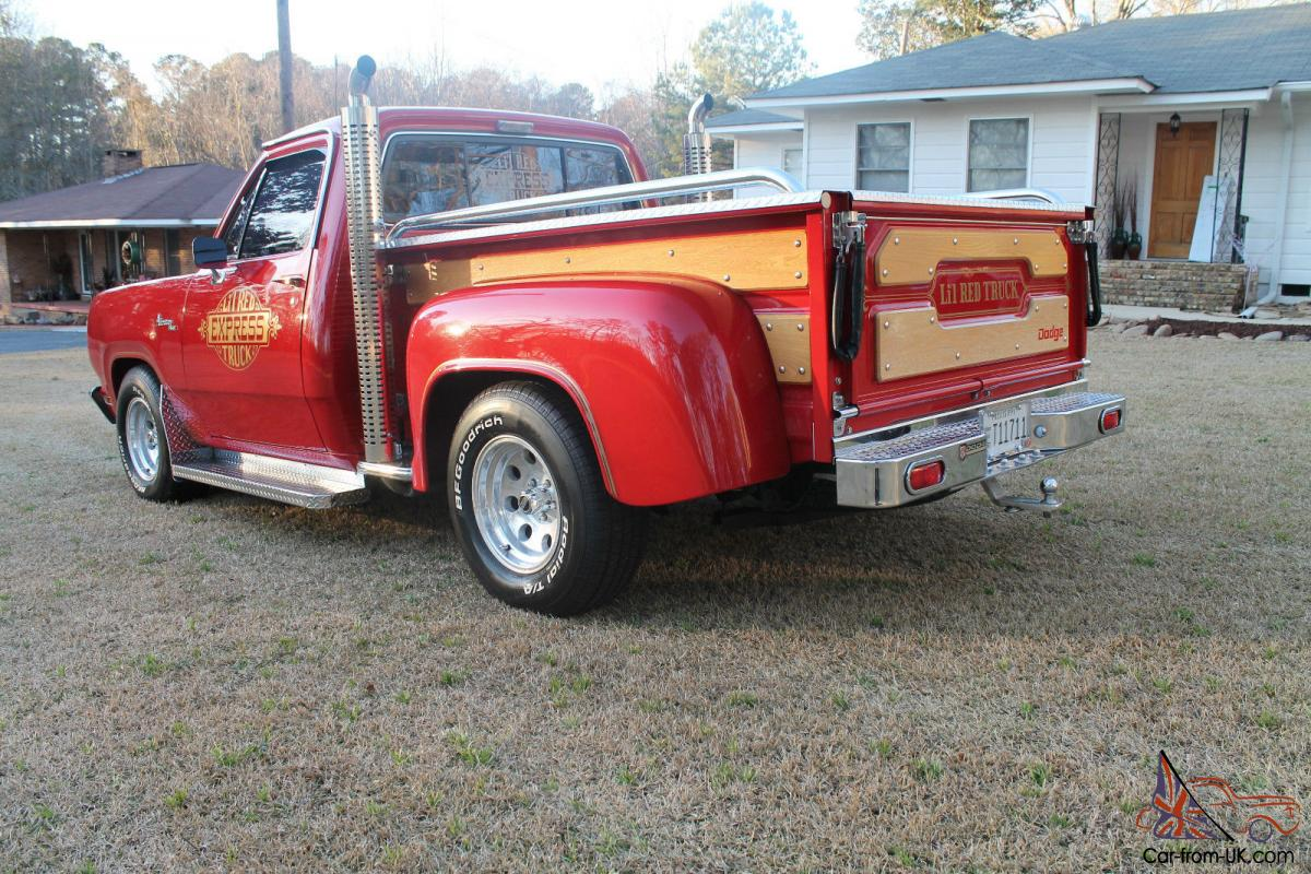 dodge other pickups little red express for sale. Cars Review. Best American Auto & Cars Review