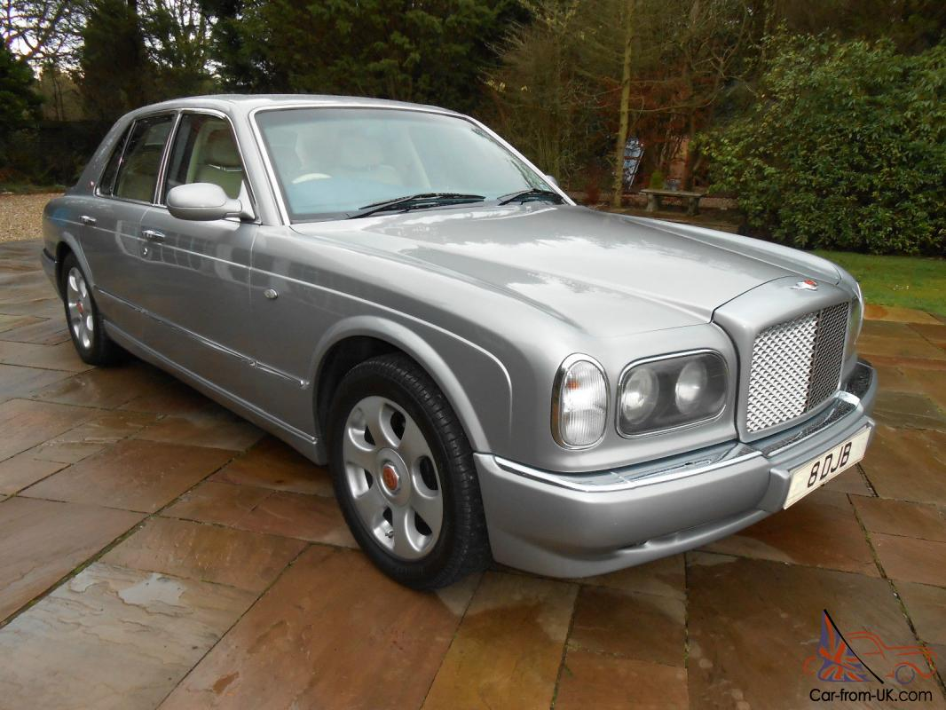 1998 bentley arnage 4 4 red label look. Black Bedroom Furniture Sets. Home Design Ideas