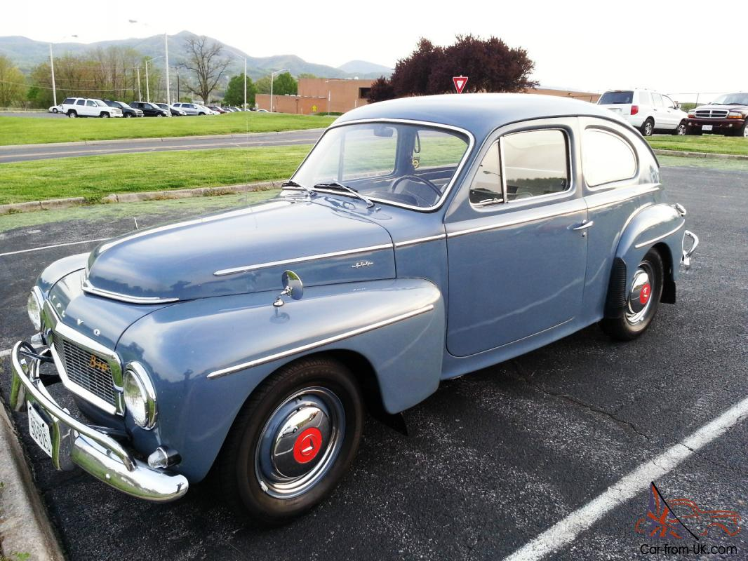 1965 Volvo Pv 544 Sport 2dr Coupe Very Rare And In Great