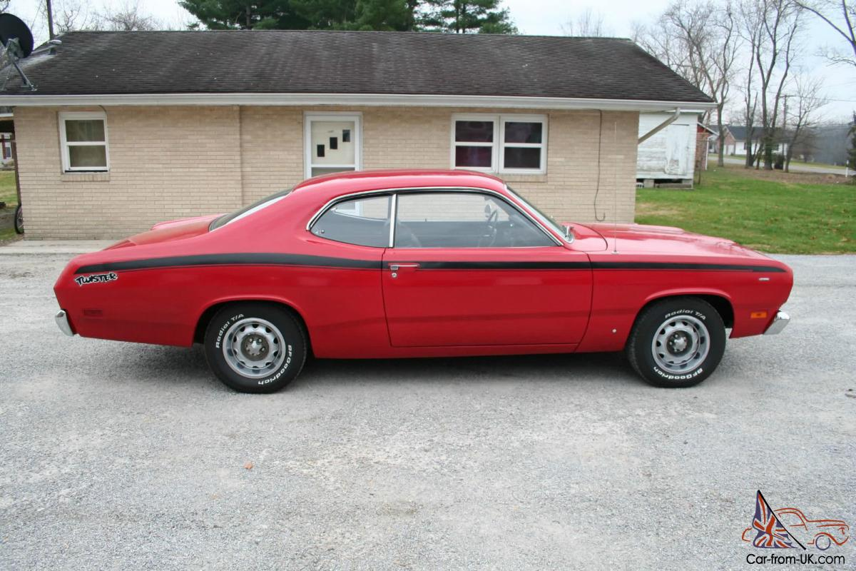 plymouth duster coupe. Black Bedroom Furniture Sets. Home Design Ideas