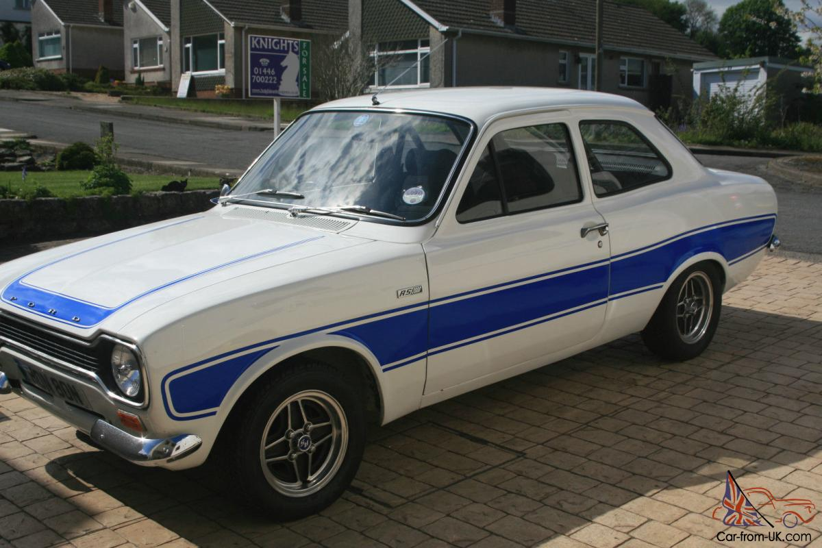 ford escort mk1 owners club
