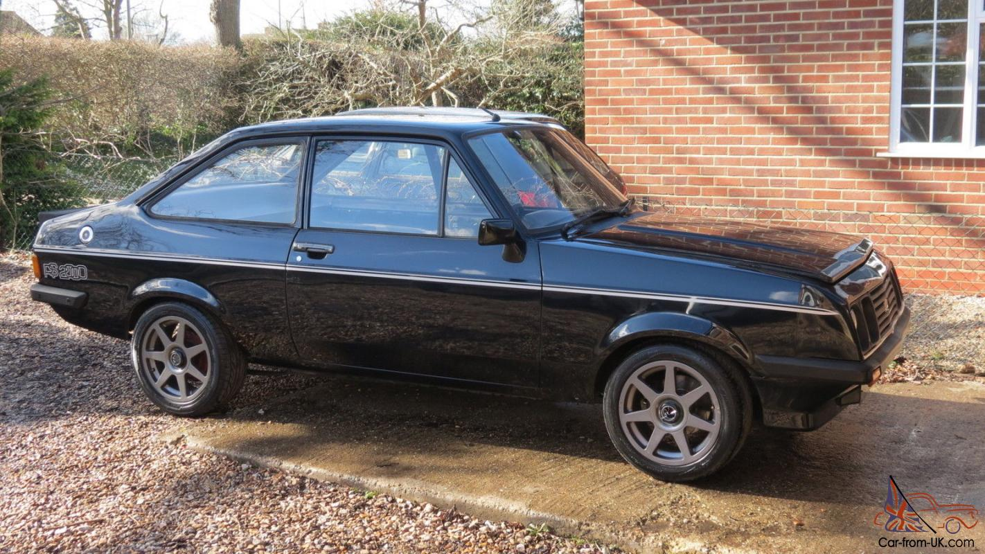 1979 ford escort rs custom cosworth rolling shell. Black Bedroom Furniture Sets. Home Design Ideas