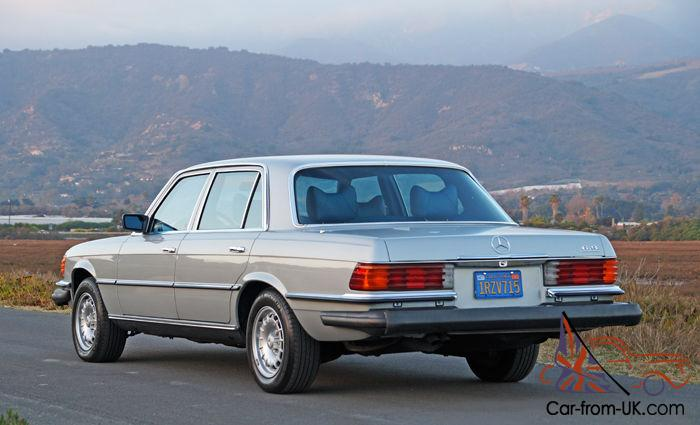 Mercedes Benz 400 Series 450sel 6 9