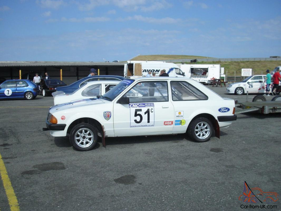 ESCORT G3 CIRCUIT RACER/TARMAC RALLY CAR ( MK2 ESCORT CONVERSION )
