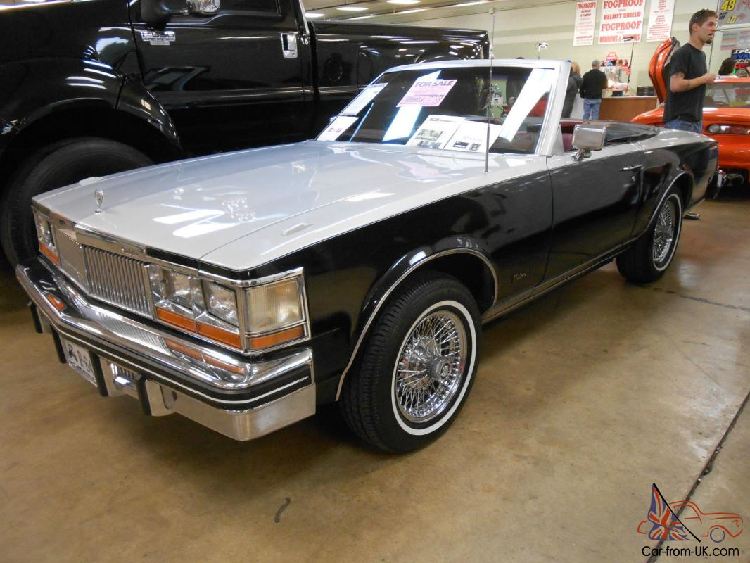 Cadillac : Seville Roadster