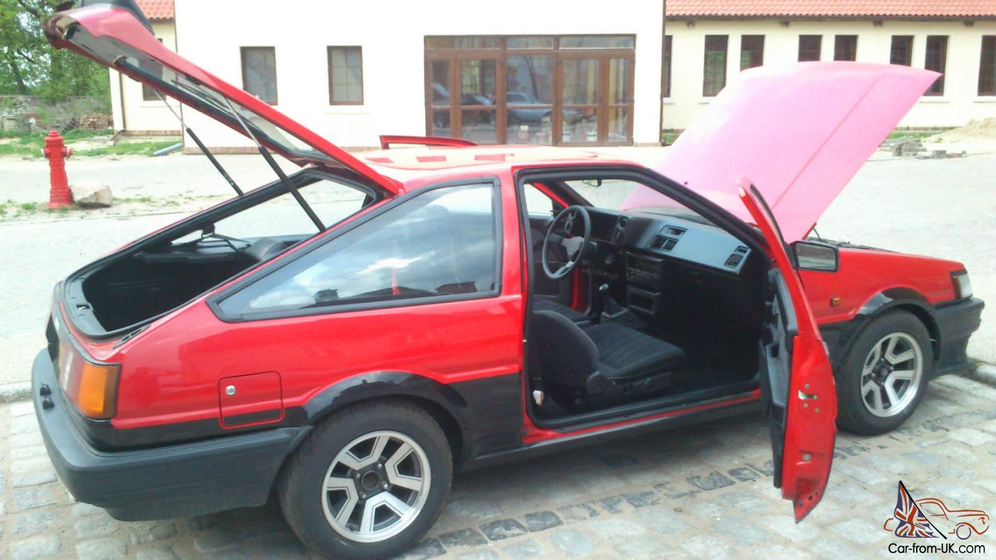 Levin Ae86 For Sale Autos Post