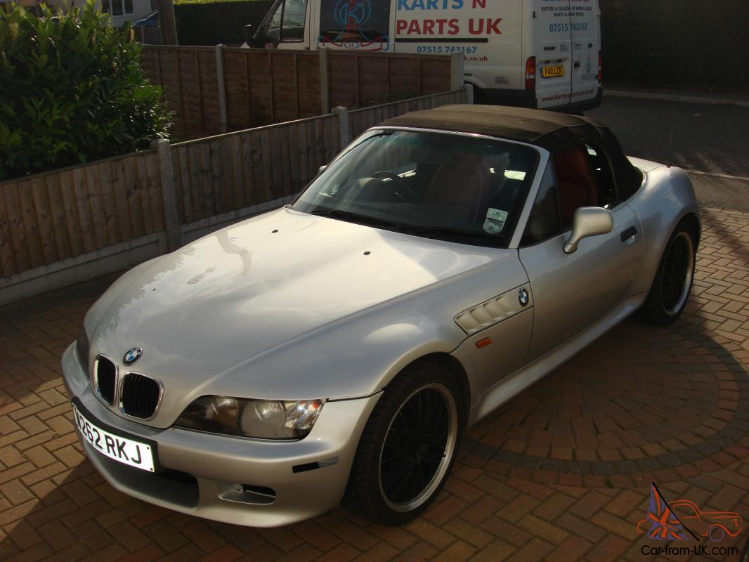 Bmw z3 28i sport widebody facelift model publicscrutiny Choice Image