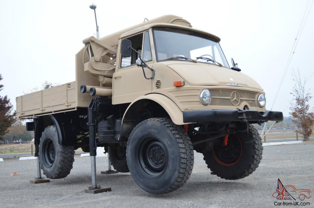 Mercedes benz unimog for sale united states autos post for Mercedes benz unimog for sale