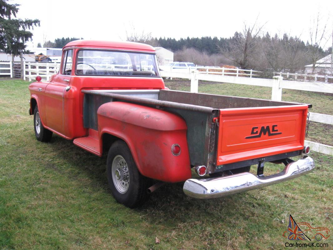 1955 Ford F100 Specifications Sale