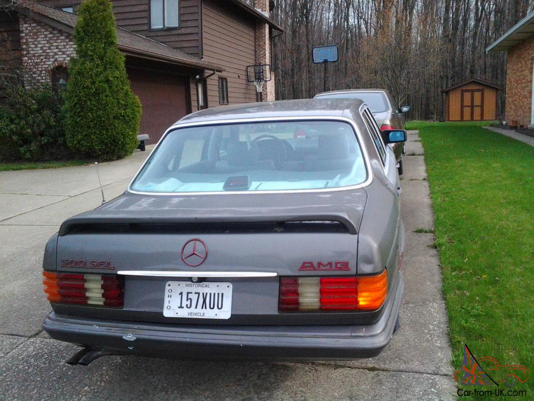 1982 european model mercedes benz 500 vin numbers do for Vin decoder mercedes benz
