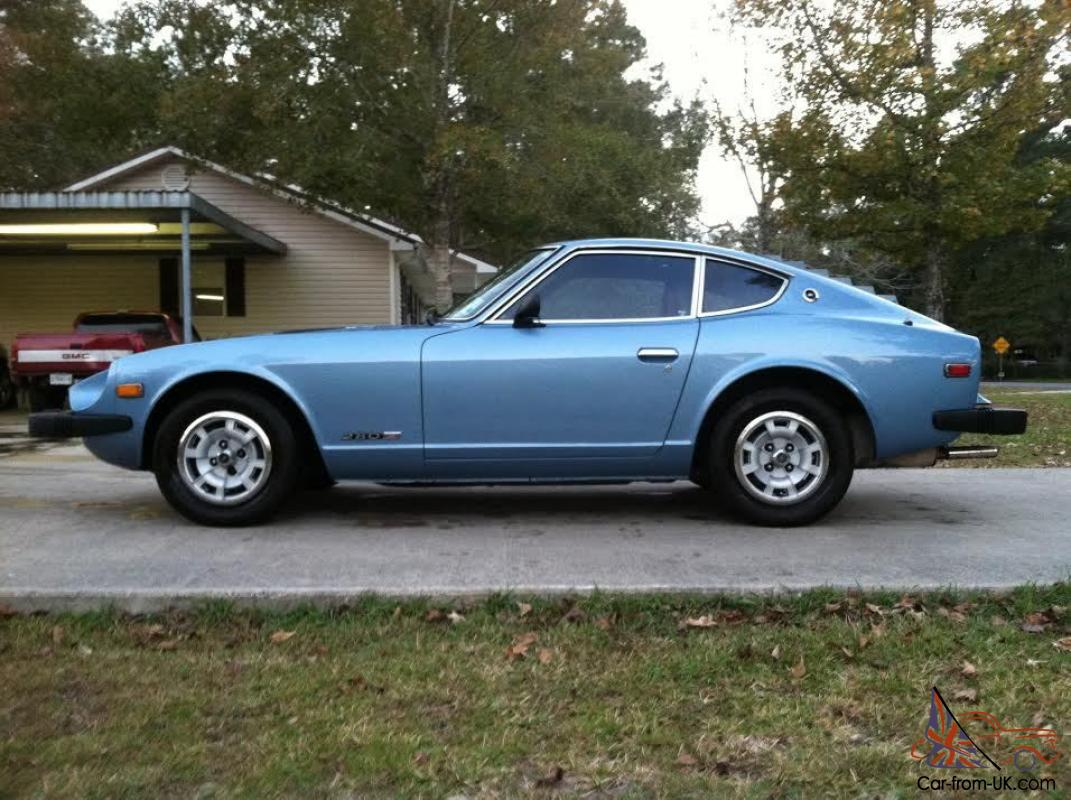 Car Air Conditioning Repair >> 1978 Nissan 280Z Base Coupe 2-Door 2.8L