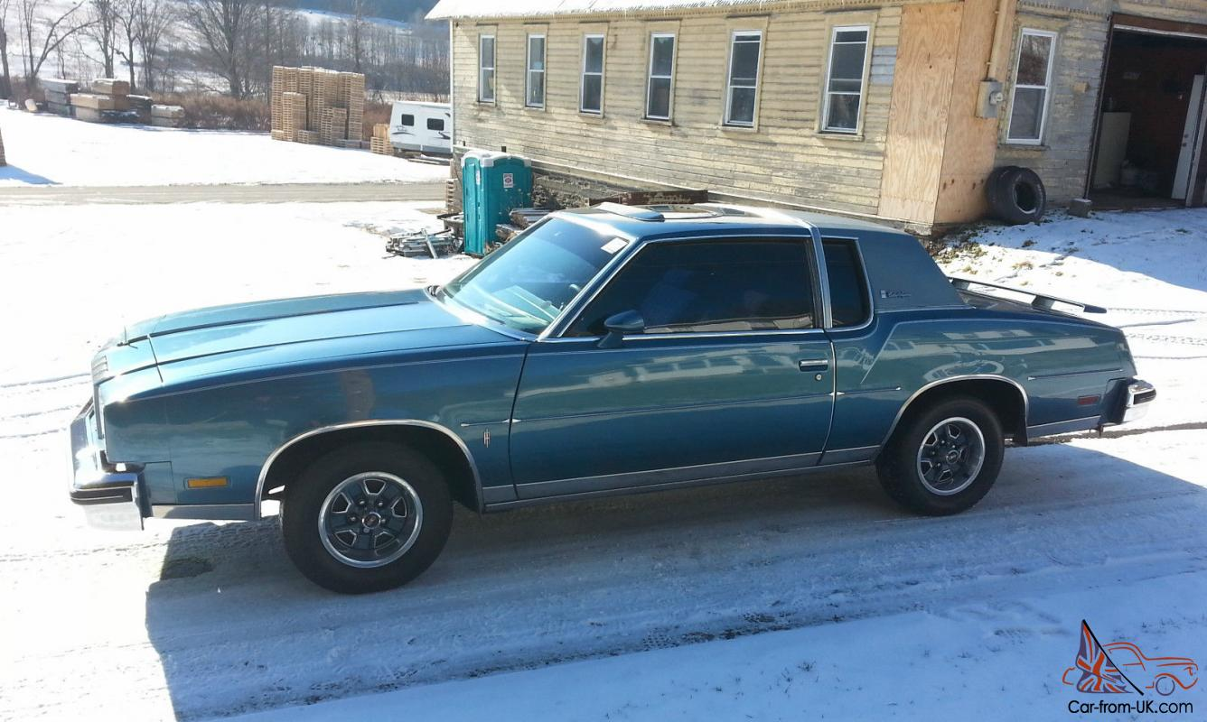 1978 Oldsmobile Cutlass Supreme Must Sell