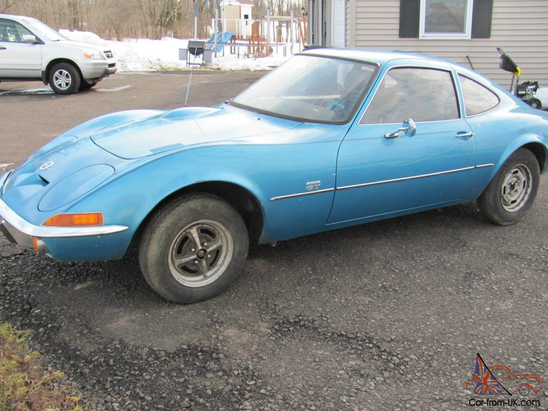 Opel gt for sale ebay