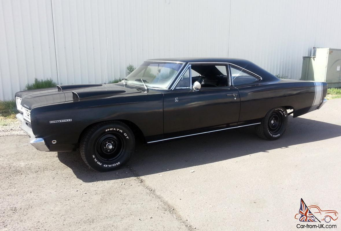 1968 plymouth belvedere satellite road runner 440 v8 with auto 727