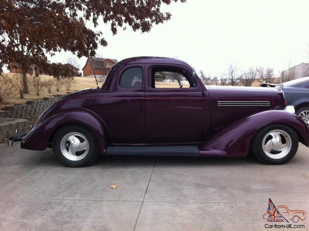 1935 Plymouth Coupe for Pinterest