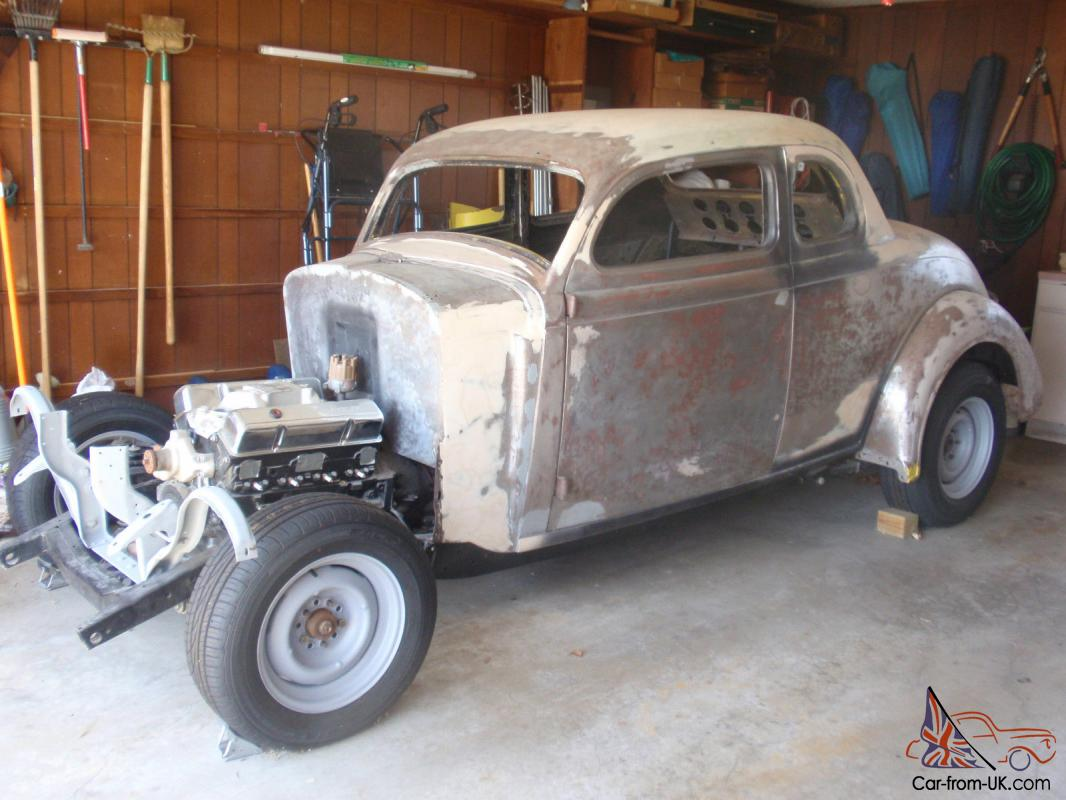 street rod projects for sale