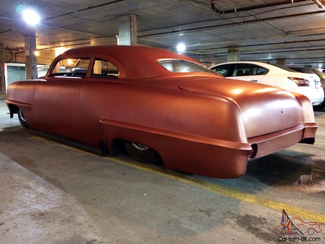 1953 Plymouth Cranbrook Lead Sled Bagged Chopped Channeled 1954 Chevy And Rat Rod Hot