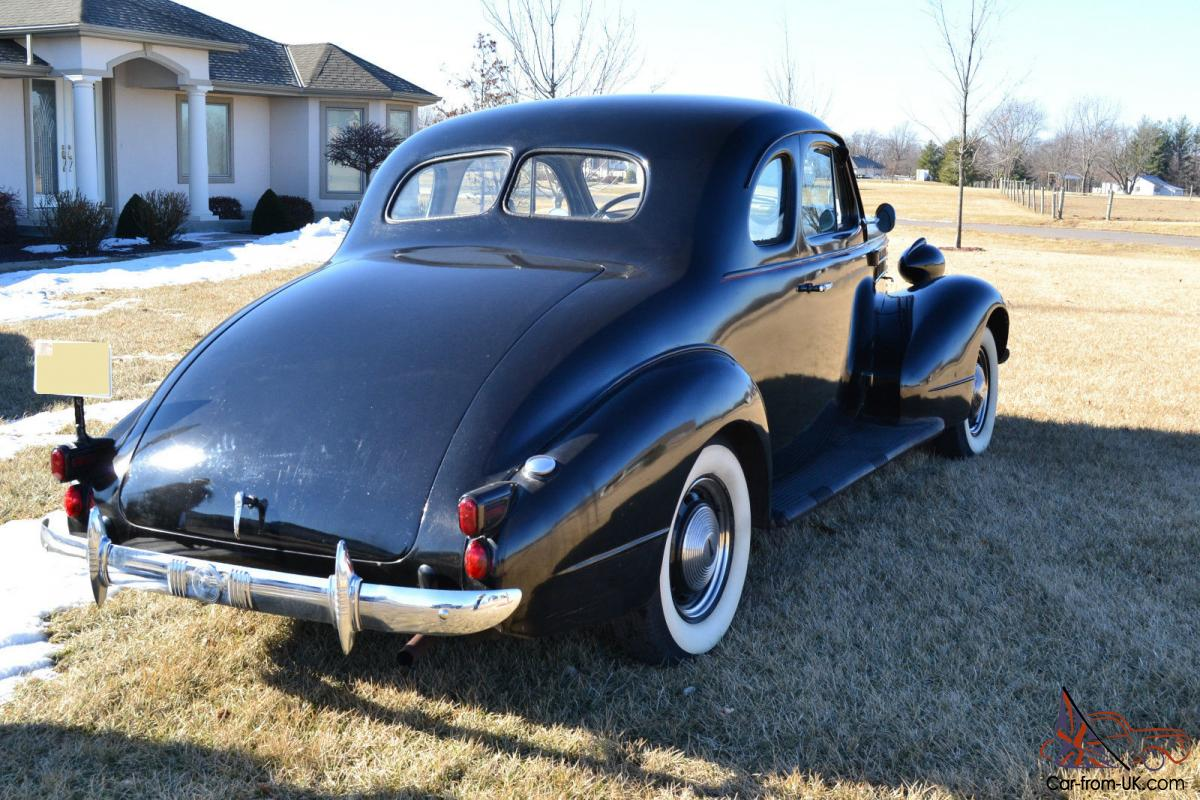 1938 pontiac business coupe pictures to pin on pinterest for 1938 oldsmobile 2 door sedan