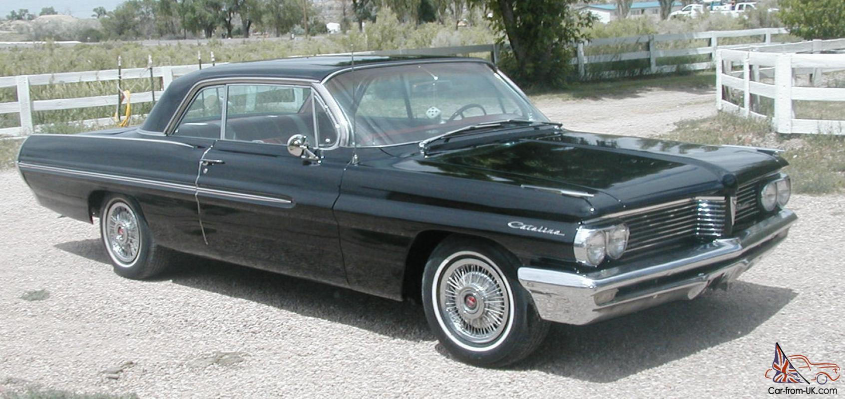 1962 pontiac catalina base 6 4l 2 dr hard top numbers. Black Bedroom Furniture Sets. Home Design Ideas