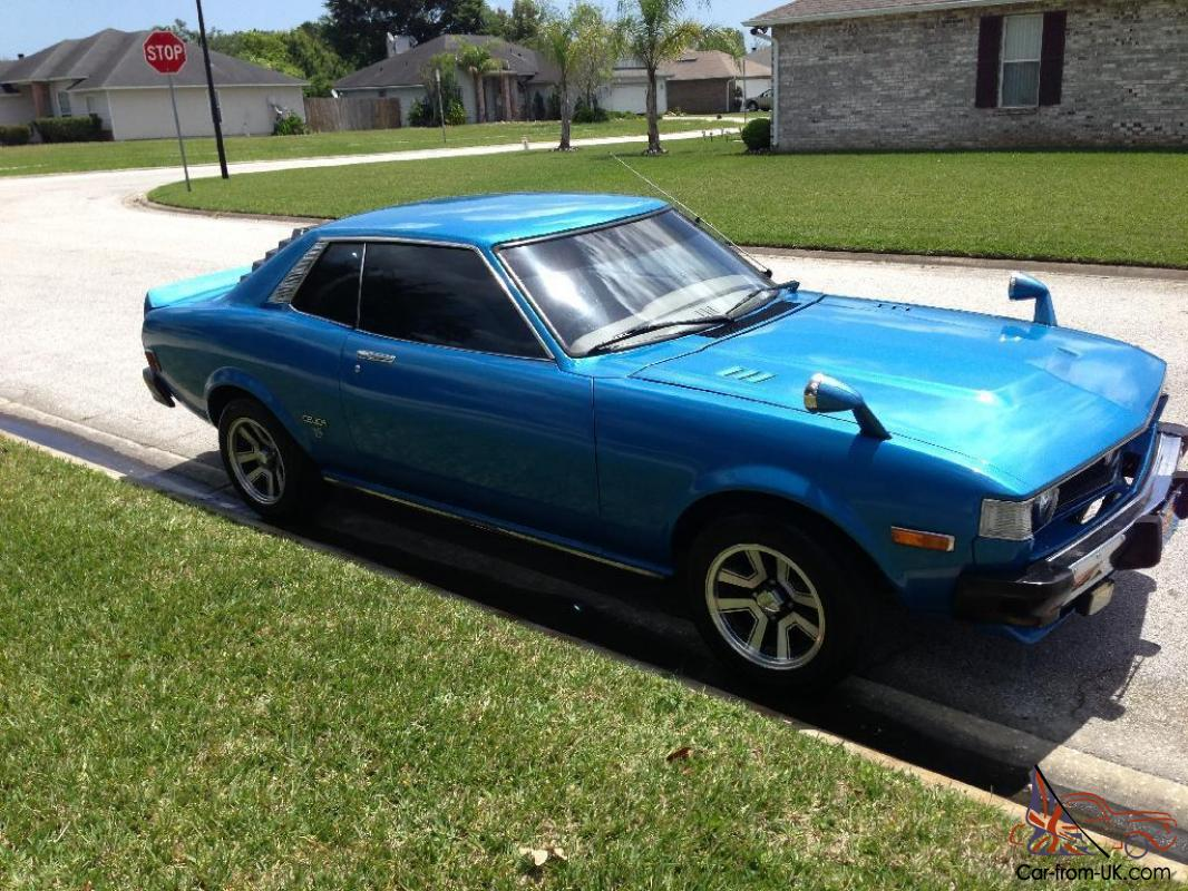 1976 Toyota Celica Gt Coupe