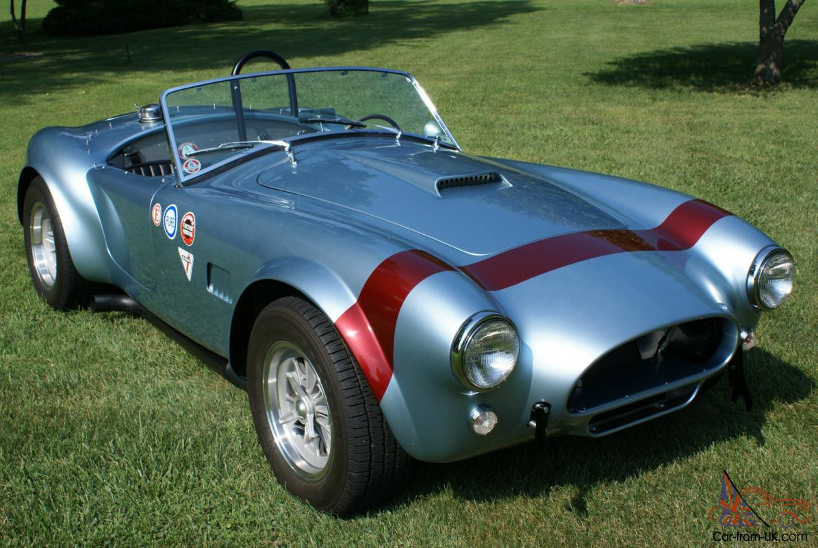 Shelby cobra replica era 289 fia car