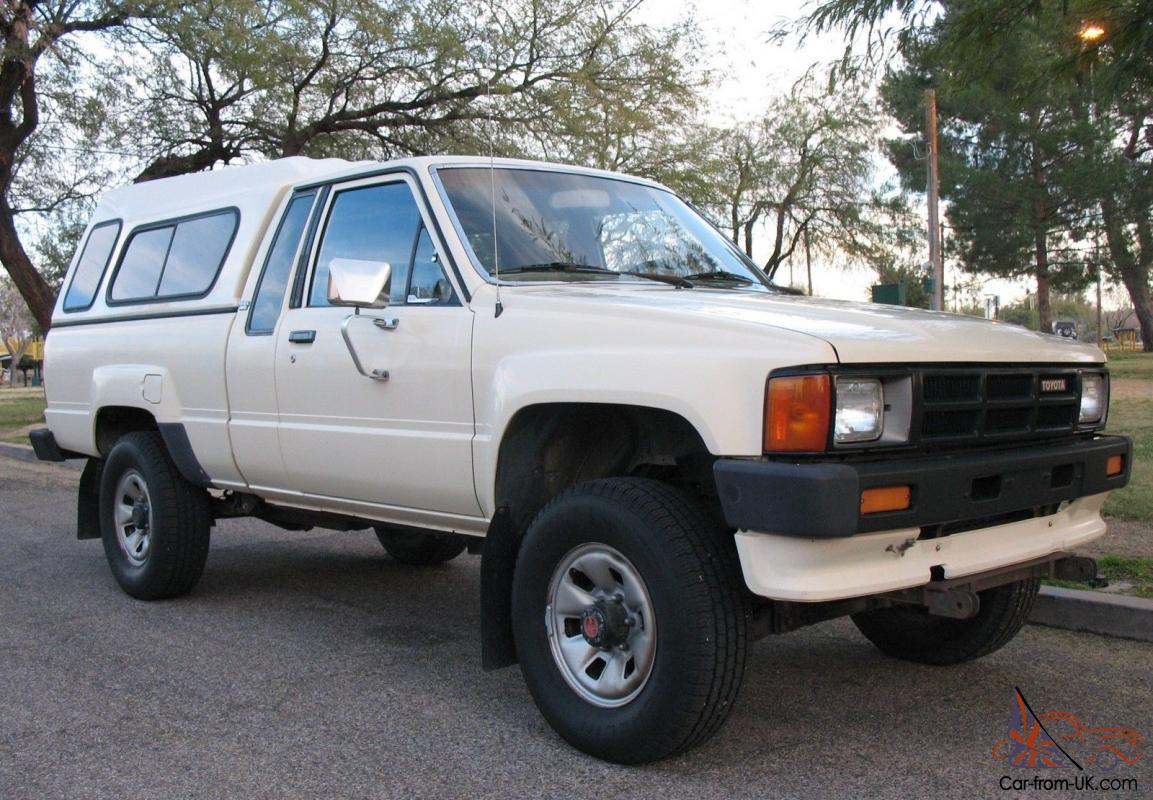 4x4 toyota pick up 1983 toyota 4x4 pickup for sale on bat auctions sold for 1983 toyota sr 5. Black Bedroom Furniture Sets. Home Design Ideas