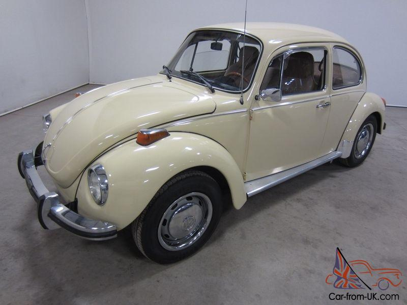 73 Super Beetle Manual