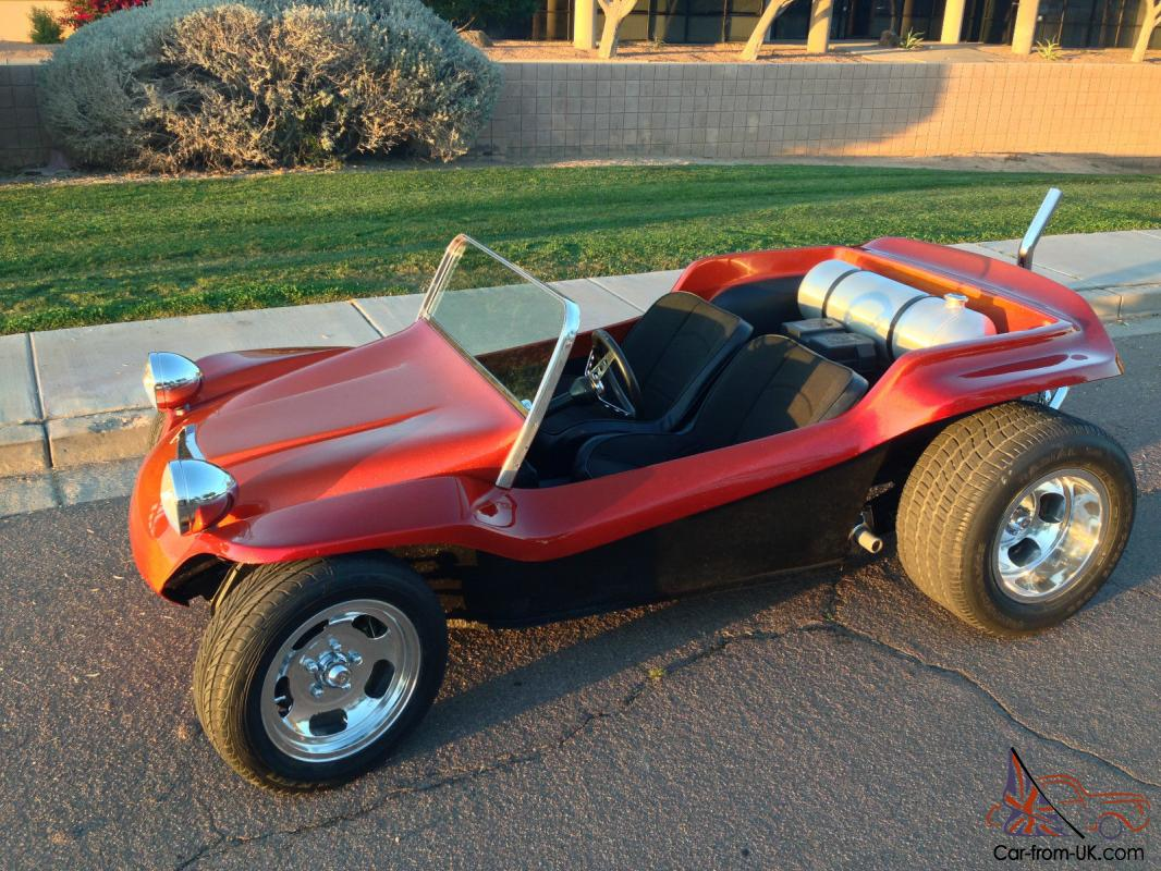 Vw Dune Buggy Manufacturer – Billy Knight