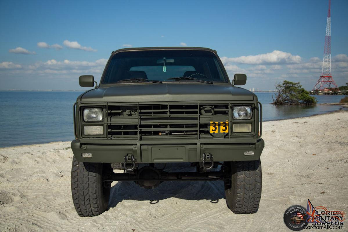 Chevy M1009 - Bing images