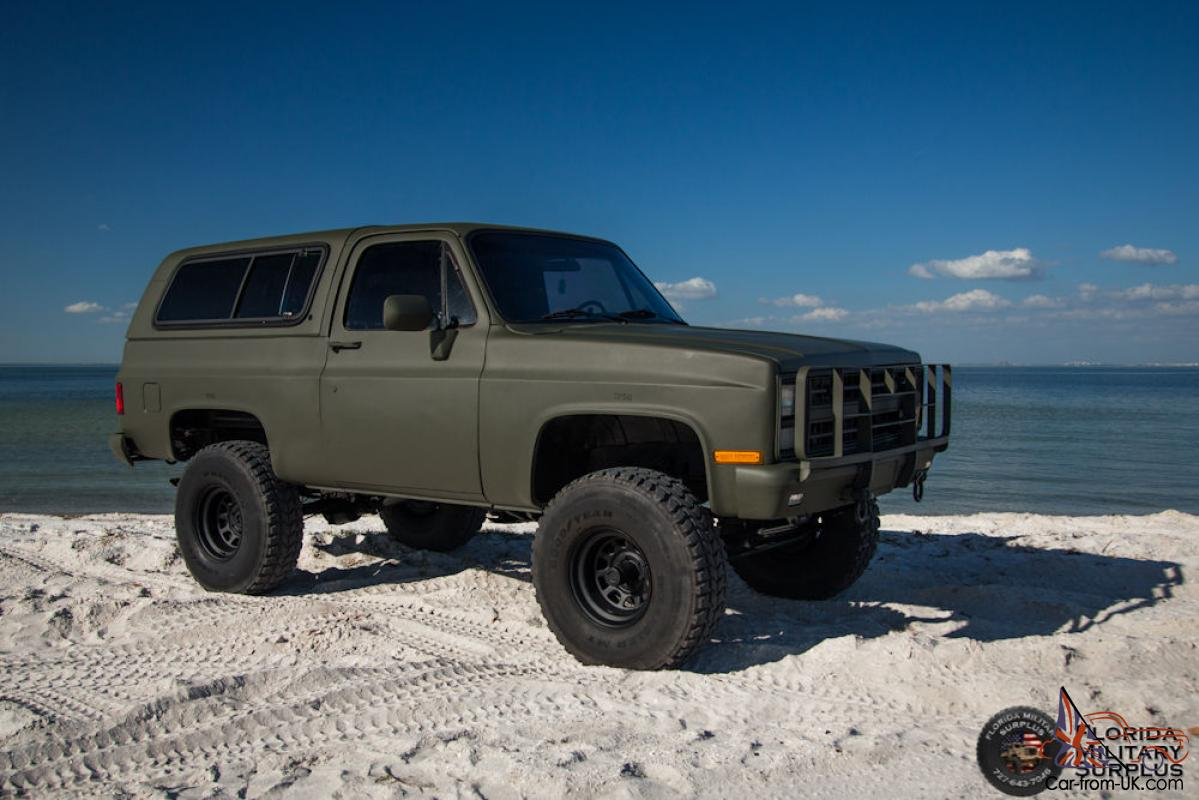 Chevrolet Blazer for Sale chevy blazer must see, clean vehicle with plenty of upgrades (US $19,) chevy blazer military sitting on a c5 corvette .