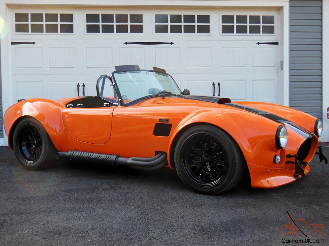 Factory Built Sterling Kit Car For Sale On Ebay: Factory Built Jack Roush Edition