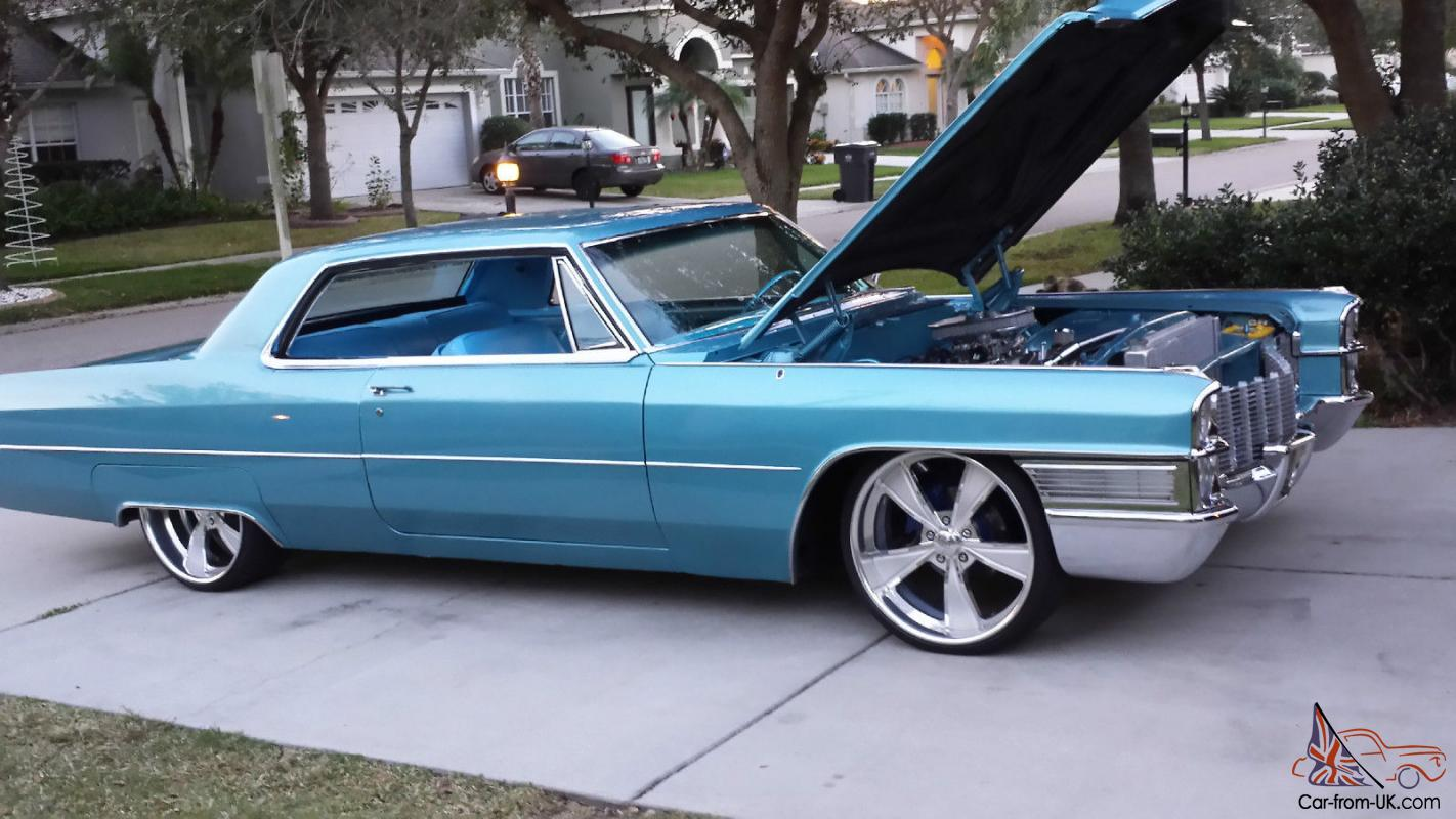 1965 Cadillac Deville Coupe Restored Hot Rod 383 Stroker Victor Jr