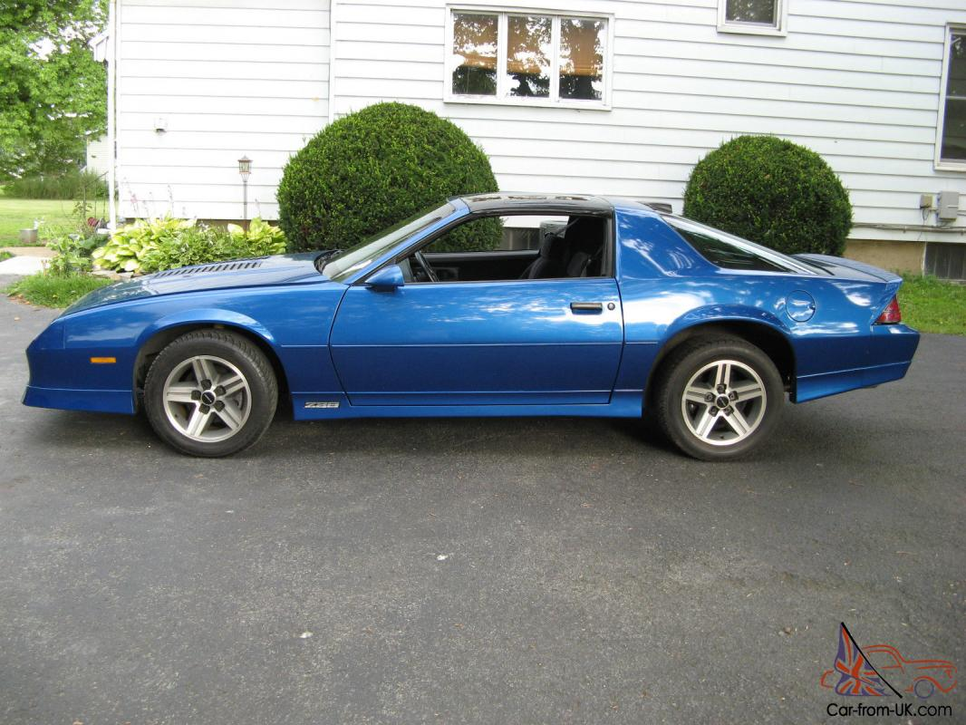 1986 iroc z28 chevy camaro supercharged chevrolet fast. Black Bedroom Furniture Sets. Home Design Ideas