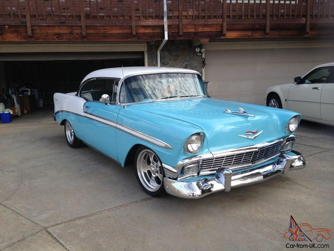 1956 chevrolet bel air convertible for sale - 1956 Chevrolet Bel Air 2dr Hardtop