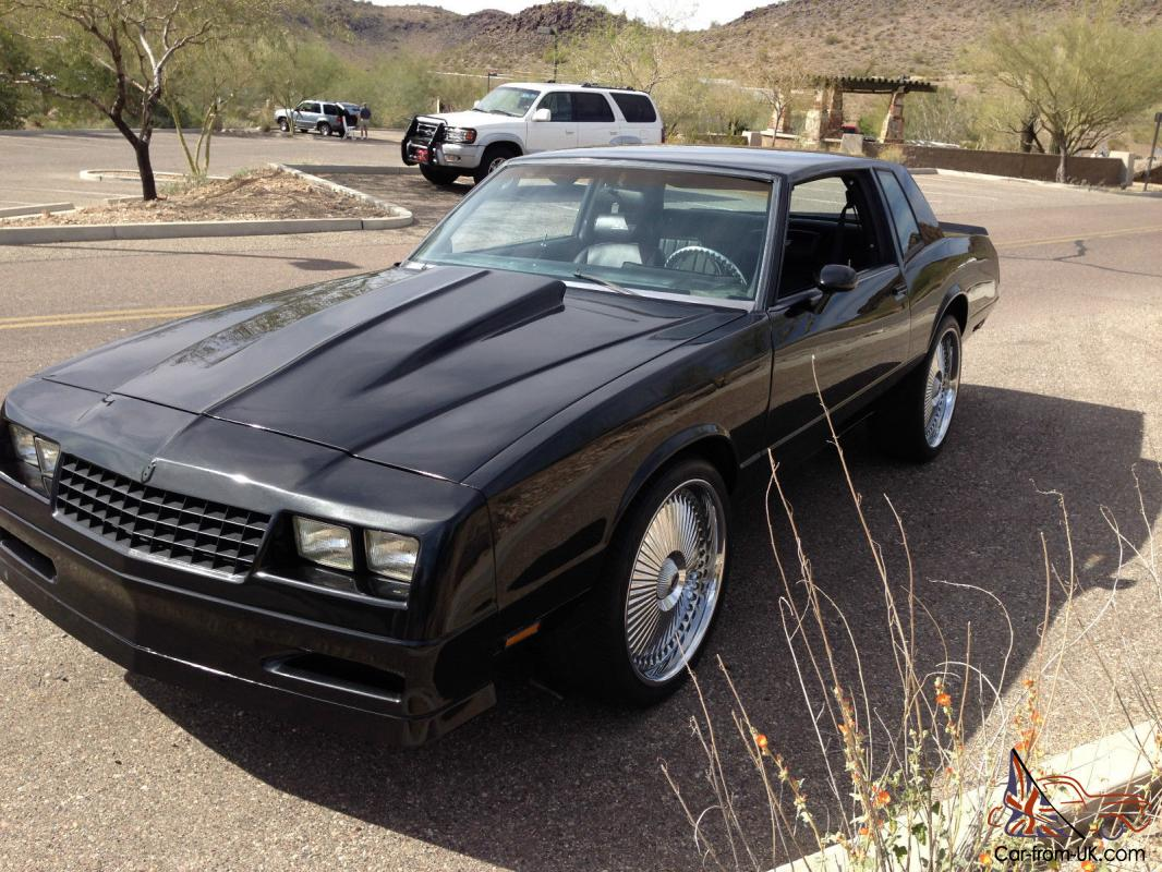 Custom Chevrolet Monte Carlo SS on 22s ARIZONA MUST SEE