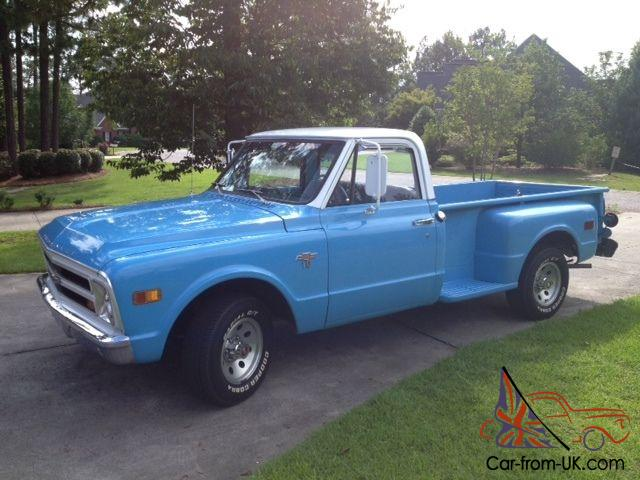 1969 chevy c10 long bed stepside