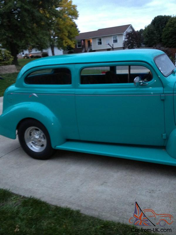 1939 chevy sedan choptop for 1939 chevy 2 door sedan