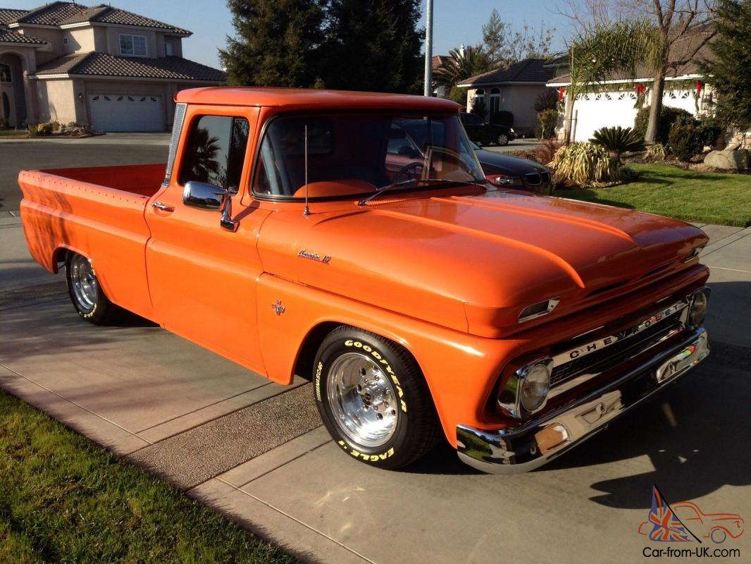 1961 chevy apache for sale