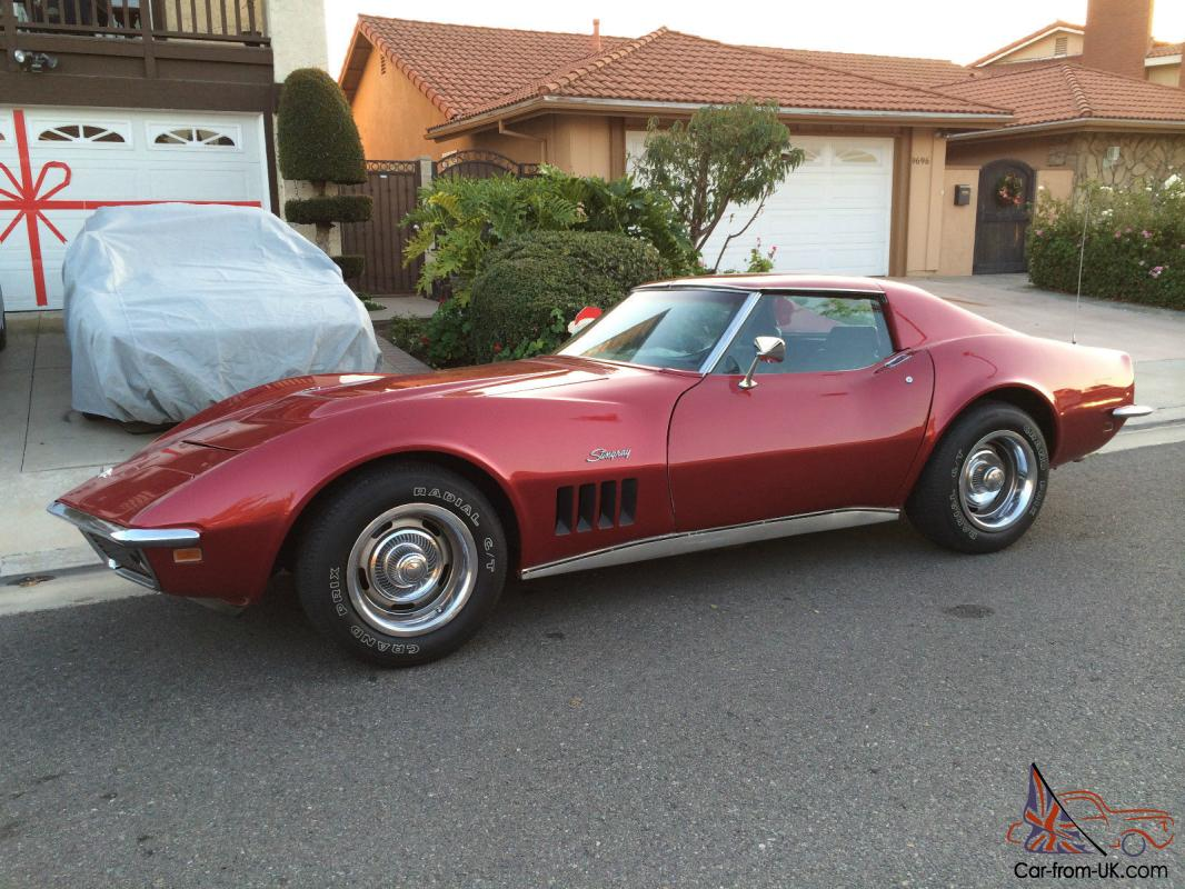 1969 chevrolet corvette stingray for sale. Cars Review. Best American Auto & Cars Review