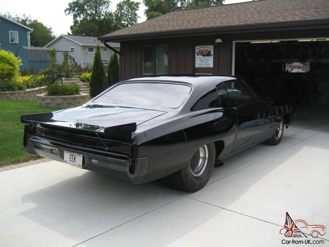 1971 Pro Touring Street Monte Carlo One Of A Kind Dare