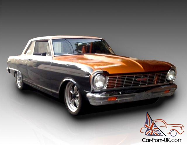 1965 Chevy Nova Ll Ss Custom Photo