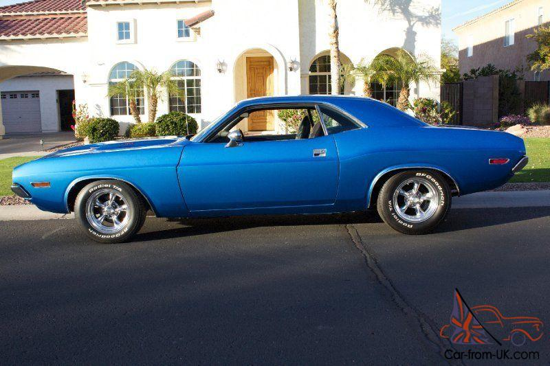 Dodge Challenger Conversion >> 71 Dodge Challenger 440 Magnum
