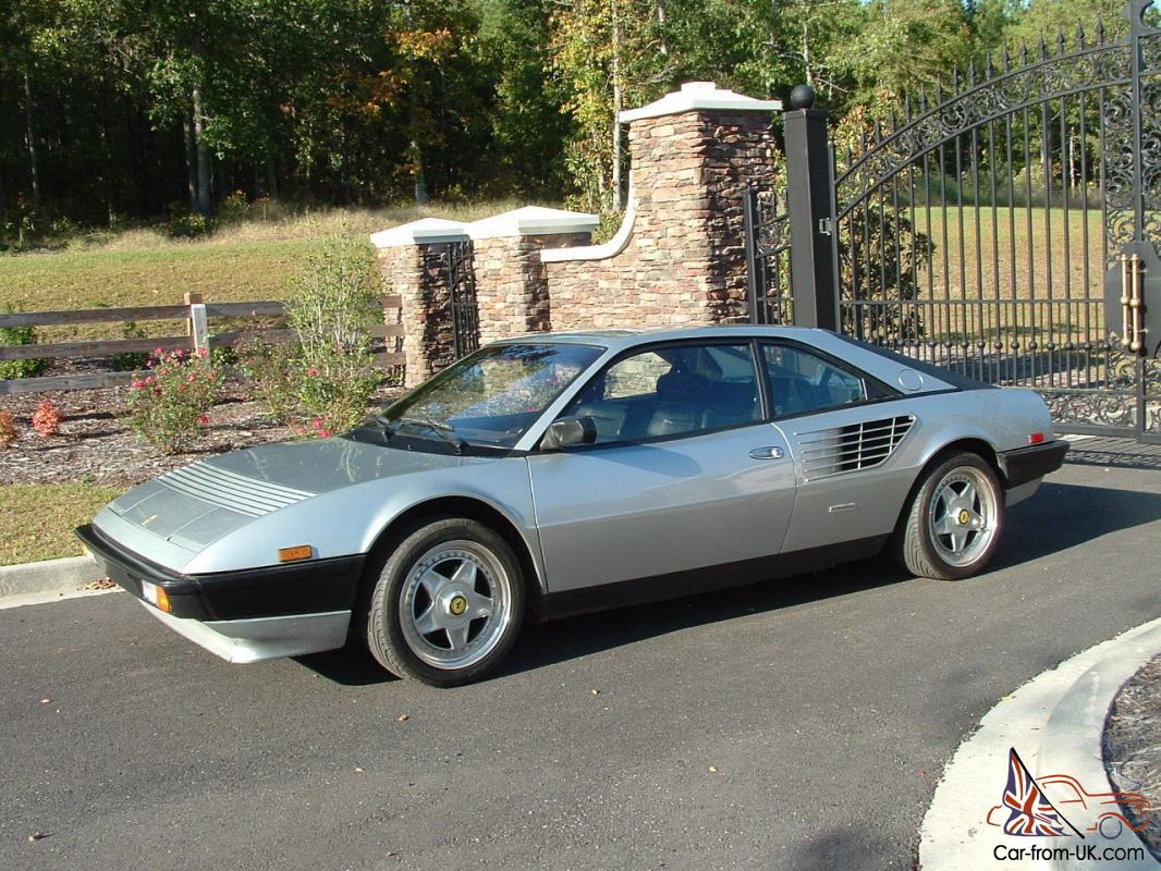 1983 ferrari mondial coupe very clean and original priced to sell must see. Black Bedroom Furniture Sets. Home Design Ideas