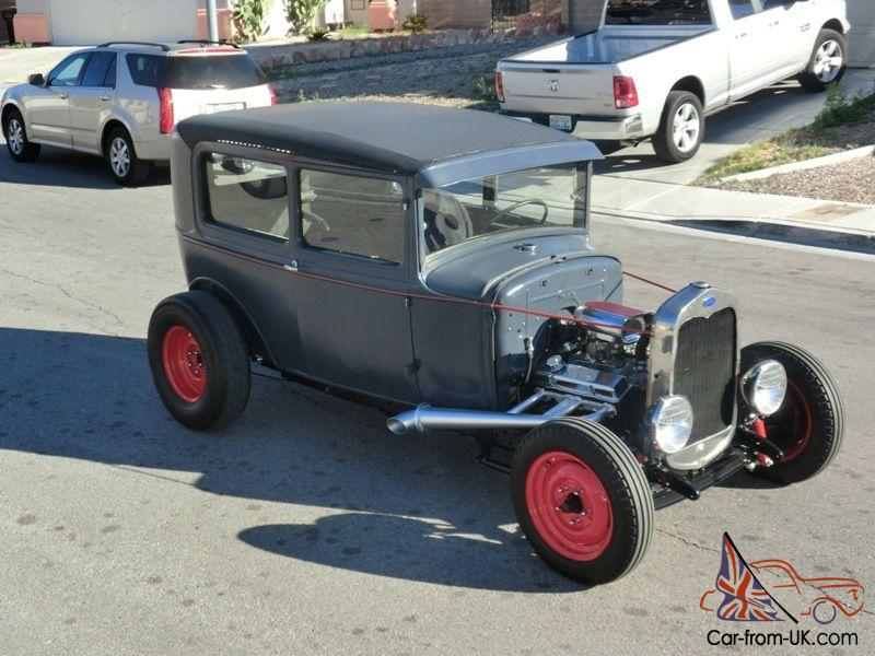 Ford Model A Streetrod, Hot Rod, Rat Rod, Classic, Kit Car, Race Car.