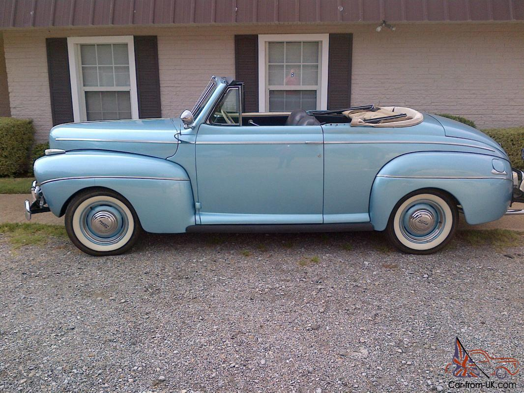 1941 ford super deluxe 2 door convertible club coupe for 1941 ford 2 door sedan