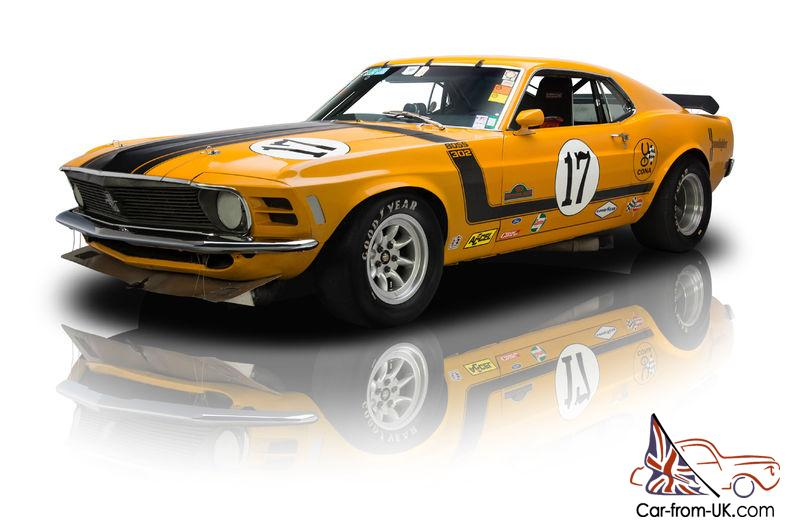 Kar Kraft Development Mustang Boss 302 4 Speed