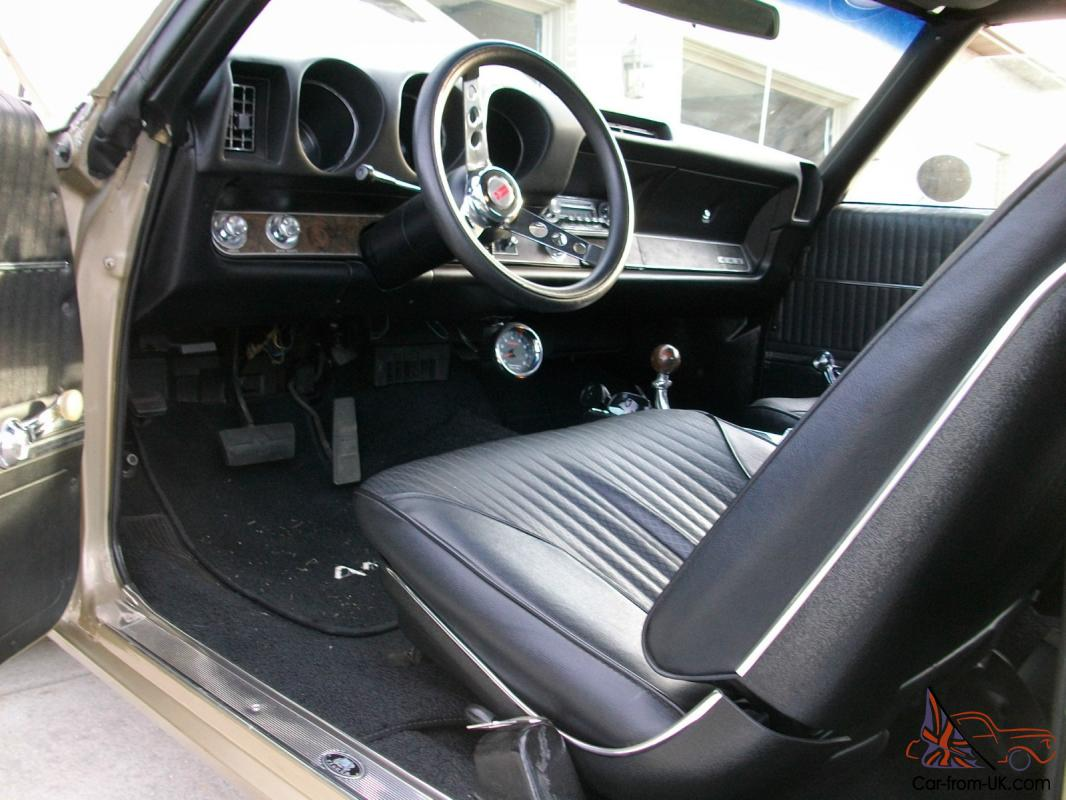 Automatic Cars For Sale Ebay Uk: 1969 Oldsmobile 442 455 Automatic