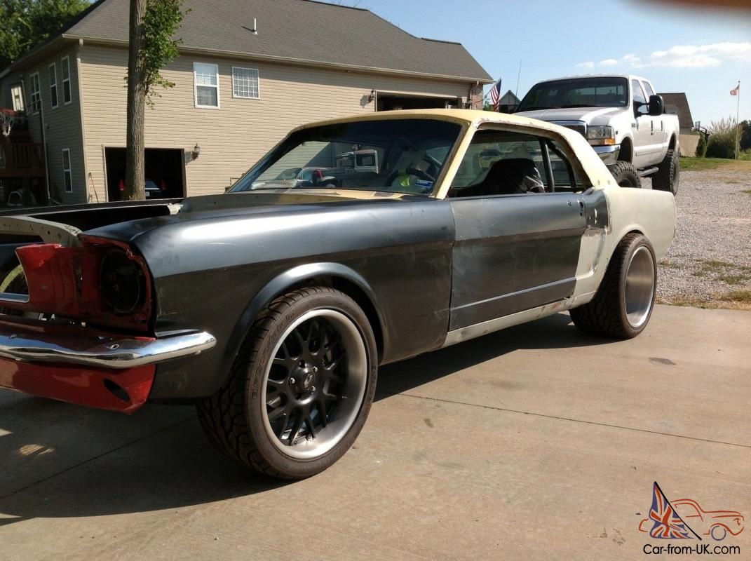 65 mustang for sale ontario - 1965 Mustang Gt Pro Touring Project 32v Efi Dohc Cobra Eng Tci F R Race Susp